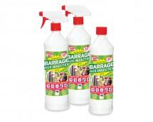 BARRAGE AUX INSECTES X3